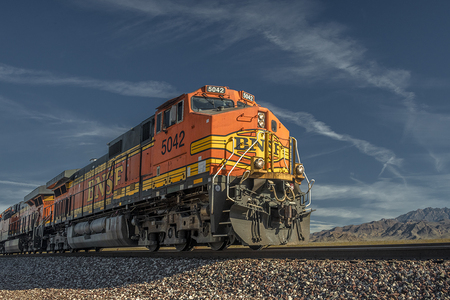 train, Kingman AZ
