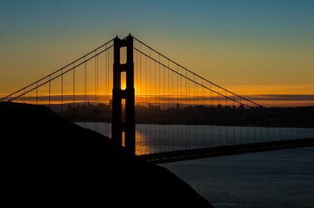 Golden Gate Sunrise 4