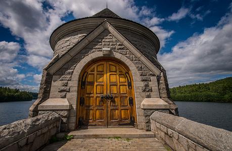 Seville Dam Door