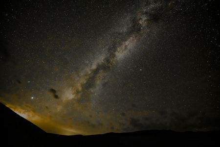 Milky Way shot at Great Sand Dunes National Park