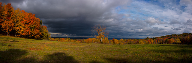 Fall Granby, CT